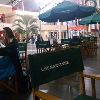 Photo taken at Café Martínez by Adriana B. on 10/14/2014
