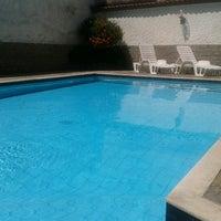 Photo taken at Piscina Edificio Cabucu by Gillianne P. on 12/7/2012