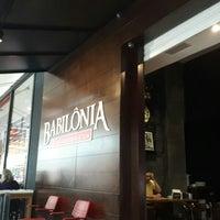 Foto scattata a Babilônia Gastronomia da Helena L. il 1/27/2018