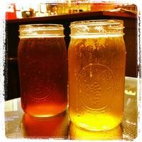 Photo taken at Hogshead Cafe by Jordan A. on 10/5/2012