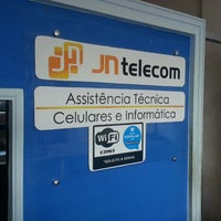 Foto tirada no(a) JNTelecom por Erenito J. em 7/22/2013