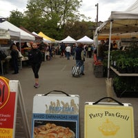 Photo taken at University District Farmers Market by Nicolas G. on 4/27/2013
