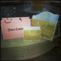 Photo taken at Juicy Couture Outlet by Tammy B. on 8/21/2013