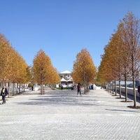Foto scattata a Four Freedoms Park da Amrita il 10/21/2012