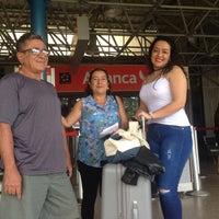 Photo taken at Aeropuerto Perales (IBE) by Alba Nhora L. on 4/18/2017
