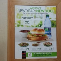 Photo taken at Wendy's by Michele S. on 1/21/2013