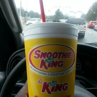 Photo taken at Smoothie King by Nawd S. on 3/18/2013