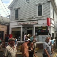 Photo taken at Provincetown Portuguese Bakery by Craig on 7/21/2013