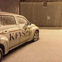 Photo taken at KFVS-12 by Cody T. on 12/31/2012