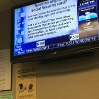 ... Photo Taken At US Social Security Office By Wellington S. On 3/24/ ...