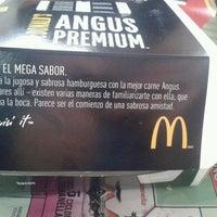 Photo taken at McDonald's by Juan Manuel C. on 5/9/2013