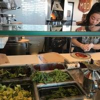 Photo taken at MOD Pizza Sherwood by Namcy💋 on 12/7/2016