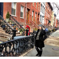 Photo taken at Hoboken, NJ by Christine T. on 2/16/2013