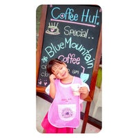 Photo taken at Coffee Hut by Tangmo J. on 6/26/2013
