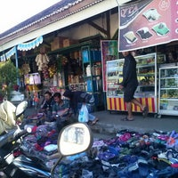 Photo taken at Pasar Atas Cimahi by rangga m. on 7/27/2013