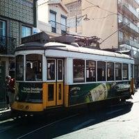Photo taken at Lisboa Carmo by Igor K. on 9/17/2013