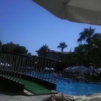 7/7/2013 tarihinde eda N.ziyaretçi tarafından Barut Hemera Resort & Spa'de çekilen fotoğraf