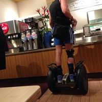 Photo taken at The Habit Burger Grill by Lisa C. on 4/23/2014