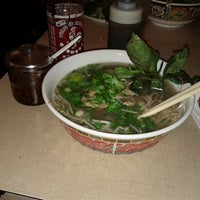 Photo taken at Saigon Restaurant by Christine K. on 1/24/2013