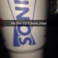 Photo taken at SONIC Drive In by Matt L. on 7/21/2015