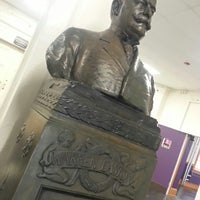 Photo taken at Warren Easton Senior High School by Leslie A. on 10/16/2013