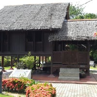 Photo taken at P. Ramlee's House by Tajul A. on 5/10/2013