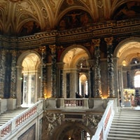Photo taken at Kunsthistorisches Museum Wien by Hiroaki K. on 8/14/2013