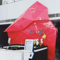 Photo taken at Google China 谷歌中国 by Geoffrey H. on 4/29/2015