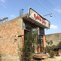 Photo taken at Khatereh Cafe | سفره خانه خاطره by Ali V. on 9/19/2014