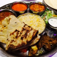Photo taken at Gopal's of Soho by Foodman F. on 1/19/2015