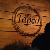 Photo taken at Tapeo by Channary H. on 11/9/2012