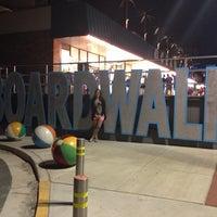 Photo taken at Wildwood Boardwalk by Liza on 8/6/2013