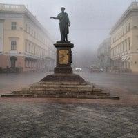 Снимок сделан в Приморский бульвар пользователем Alexandr M. 11/1/2012