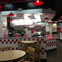 Photo taken at Five Guys by Gary H. on 1/1/2013