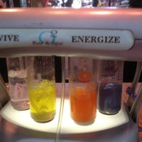 Photo taken at oxygen bar on freemont by Crispy on 10/29/2012