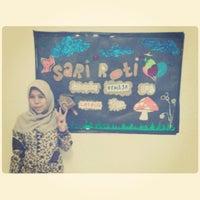 Photo taken at Asrama Putri TPB by Marini A. on 8/23/2013