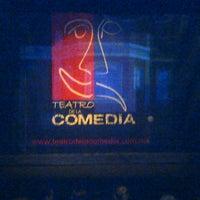 Foto tirada no(a) Teatro Wilberto Cantón por Eri em 4/14/2013
