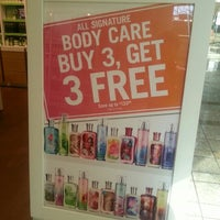 Photo taken at Bath & Body Works by MRCOOL. .. on 1/30/2013