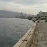 6/12/2013 tarihinde Gürcan K.ziyaretçi tarafından Kordon'de çekilen fotoğraf