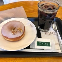 4/21/2018にTetsuji O.がTULLY'S COFFEE 五反田西店で撮った写真