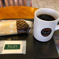 2/9/2018にTetsuji O.がTULLY'S COFFEE 五反田西店で撮った写真