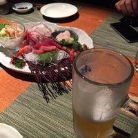 Photo taken at 酒肴酒菜 掌-てのひら- by Tetsuji O. on 1/23/2015