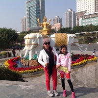 Photo taken at ShenZhen Imperial Culture Museum by Sharon P. on 12/26/2013