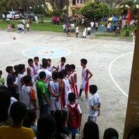 Photo taken at municipal grounds pio duran by Sharon P. on 9/30/2013