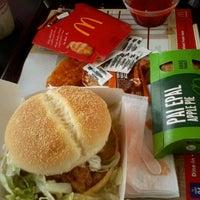 Photo taken at McDonald's / McCafé by Mikhail J. on 11/7/2012