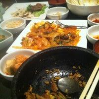 Photo taken at Dabin Restaurant by Jenny K. on 11/26/2012