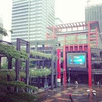 Photo taken at Shin Kong Mitsukoshi (Taipei Xinyi Place A11) by Chris Y. on 5/1/2013