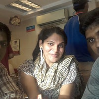 Photo taken at Dominos Pizza by Karti G. on 5/11/2014