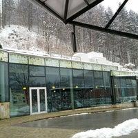 Photo taken at Salzbergwerk Berchtesgaden by Edward on 2/20/2013