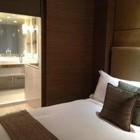 Photo taken at Hotel La Jolla by Marimelle P. on 11/4/2012